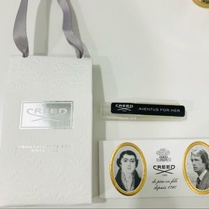 Creed aventus for her travel purse size